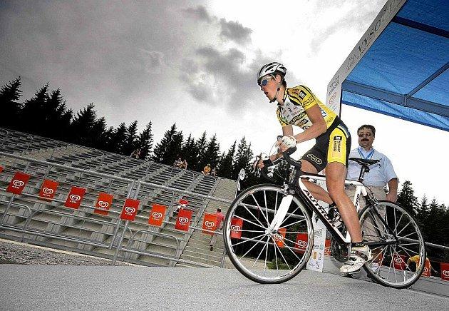 Cyklistická Vysočina 2010.
