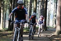 Novoměstské cyklistické tratě