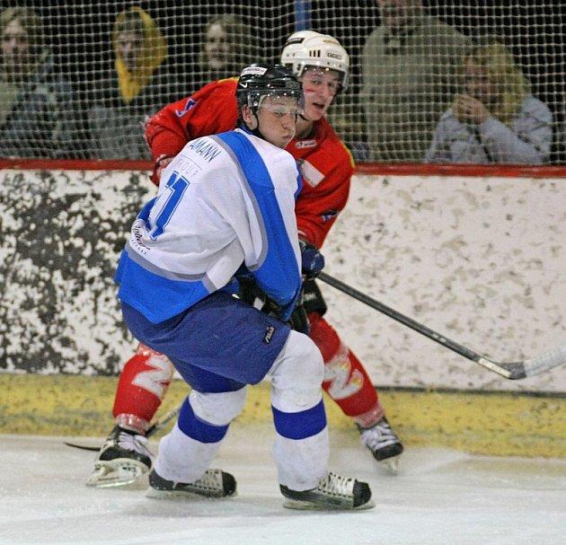 Hokejisté Žďáru ve středeční přípravě nestačili ani na Moravské Budějovice, které hrají Jihomoravský krajský přebor.