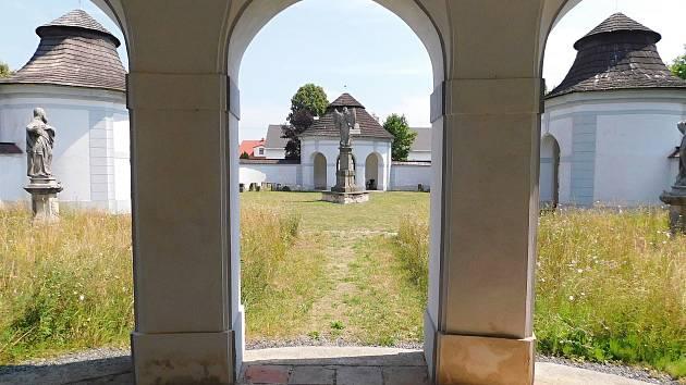 Dolní hřbitov. Foto: Deník/Lenka Mašová