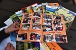 Fotoknihy zaznamenávají dění v obci.