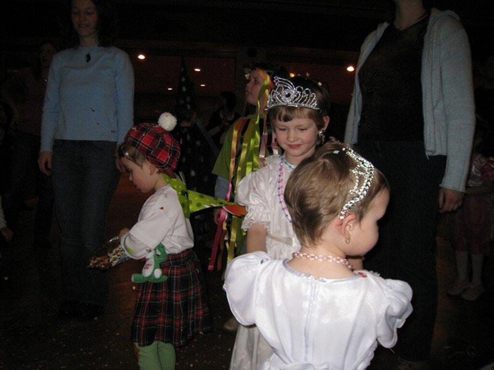 Kulturní dům ve Žďáře nad Sázavou připravil na nedělní odpoledne Vodnický karneval.