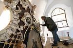 Oltář v Rovné u Hořepníku