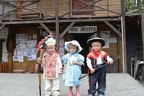 V Šiklově mlýně se v sobotu uskuteční program věnovaný dvojčatům a vícerčatům.