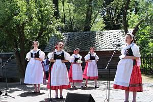 Ocenění získal Bítešan za působivou interpretaci písňového materiálu z Horácka. Foto:  Foto: Silva Smutná