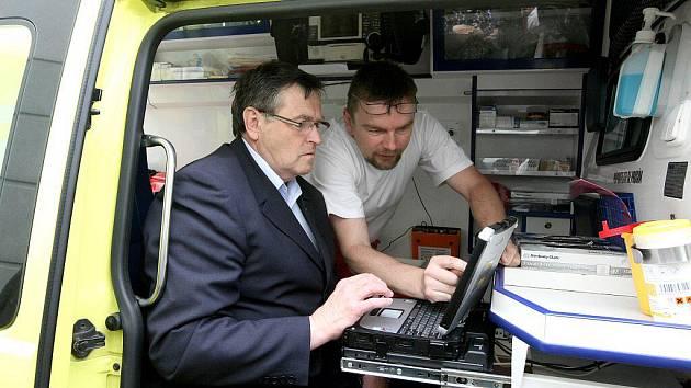 Jako jediný v České republice má kraj Vysočina moderní počítačový systém.