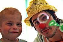 Loutkoherec a zdravotní klaun