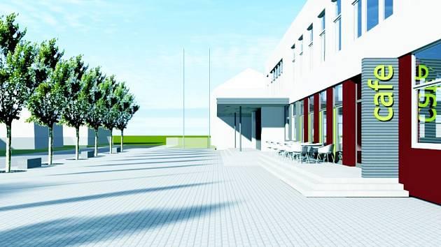 Mezi programovými prioritami nových bystřických zastupitelů je i pokračování rekonstrukce kulturního domu, který byl v Luční ulici postaven v roce 1980. V příštím roce bude zateplen, pak přijde na řadu úprava prostoru kolem něj.
