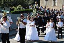 Karmelská pouť v heřmanovské farnosti je příkladem tradiční lidové zbožnosti v oblasti Podhorácka.