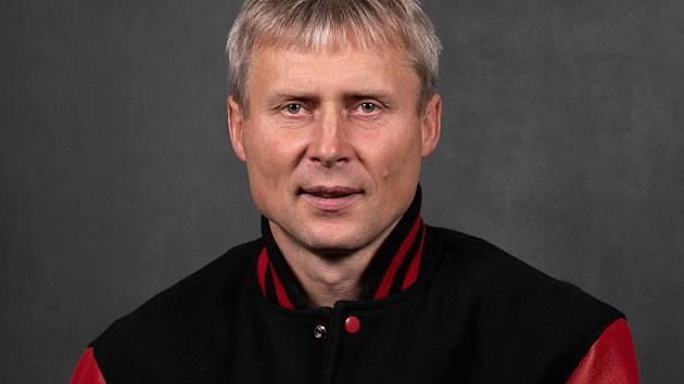 Nový generální manažer druholigových hokejistů Žďáru Martin Nečas.