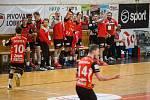 V prvním utkání druhého kola Evropského poháru házenkáři Nového Veselí podlehli kyperské Famagustě 28:32.