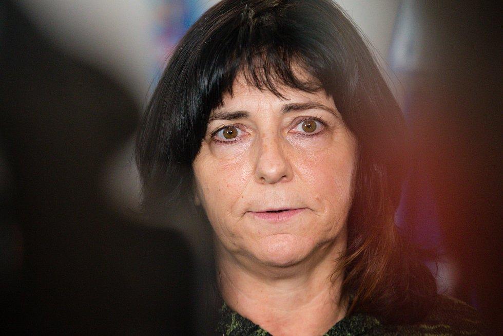 Starostka Štěpánova nad Svratkou Šárka Kunčíková.