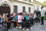 Volný vstup do sbírek Horáckého muzea a Horácké galerie, hudební a divadelní vystoupení. Tak to vypadalo v sobotu v Novém Městě na Moravě.