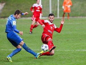 FC Velké Meziříčí - 1. SK Prostějov
