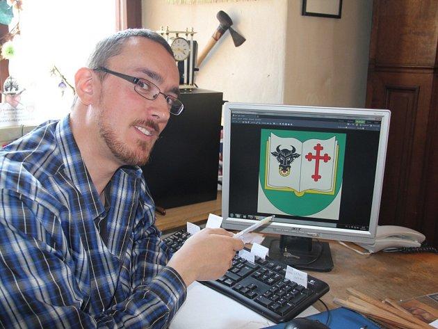 Stanislav Mikule je autorem několika obecních znaků. Na jejich tvorbě spolupracuje s kolegyní Kamilou Dvořákovou, která zabezpečuje výtvarnou stránku. Jejich posledním společným dílem je znak Maršovic.