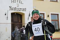Start a cíl závodu je v restauraci u Šimáka v Radostíně.