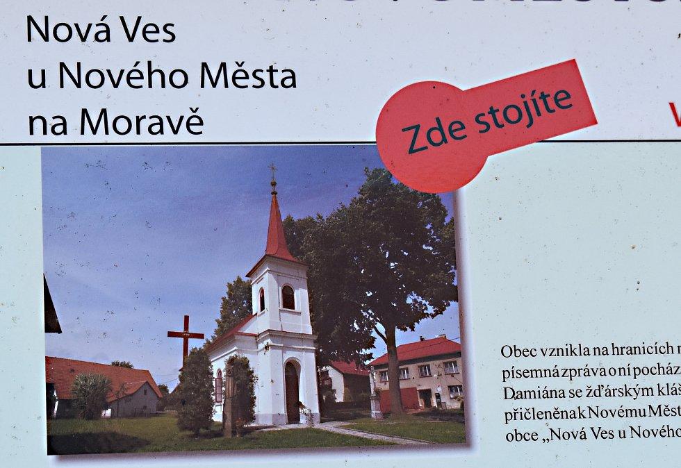 Nová Ves u Nového Města na Moravě.