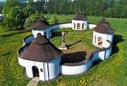 Žďár nad Sázavou, Morový hřbitov.