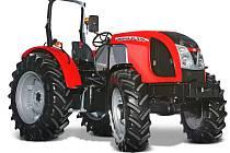 Nové traktory Zetor Proxima cabrio budou žáci čtyř středních škol v Kraji Vysočina montovat v příštím školním roce.