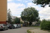 Dopravní situace před Základní školou Švermova není pro bezpečnost dětí právě ideální.