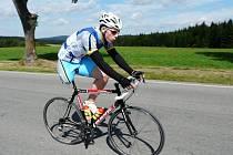 Aleš Waserbauer zorganizoval cyklojízdu po Žďársku. Výtěžek bude věnován dětem, které onemocněly rakovinou.