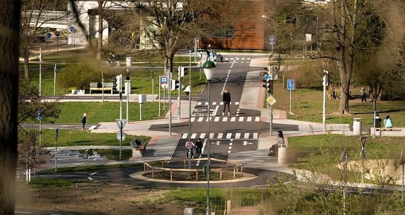Dopravní hřiště Jihlava