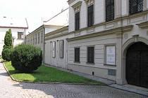 Horácká galerie sídlí v novoměstském zámku.