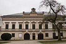 Horácká galerie se nachází na novoměstském Vratislavově náměstí.
