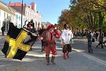 Svatováclavské slavnosti začnou na novoměstském Vratislavově náměstí malou ochutnávkou programu už v pátek v 18 hodin.