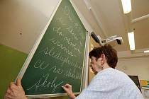 Vládní nařízení uzavřelo školy 11. března. Ilustrační snímek.