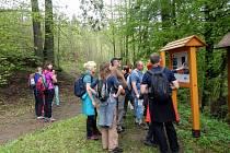 Tradiční turistický výšlap Za krásami okolí Nedvědice se v sobotu 23. dubna uskuteční už po třiačtyřicáté.