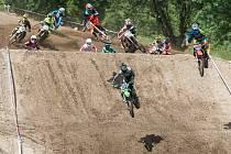 První závod Mezinárodního mistrovství ČR v motokrosu se uskuteční v neděli 28. června v Dalečíně.