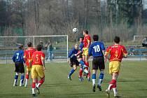Žďárští fotbalisté už nebudou muset šetřit svá dvě travnatá hřiště.