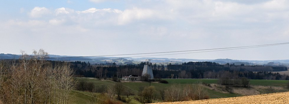 Unikátní pohled na Bystřicko, Novoměstsko i Křižanovsko nabízí okolí obce Milasín.