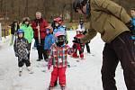 Soutěžní den v Novém Jimramově symbolicky uzavřel sjezdařskou sezonu.