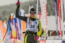 Adéla Boudíková se dočkala prvního letošního velkého vítězství. V Polsku ujela všem o parník.