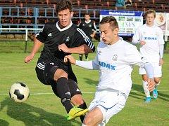 Podzimní zápas ve Žďáře skončil výhrou 2:0 pro domácí.