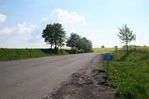 Silnice mezi Novým Městem a Žďárem se bude rekonstruovat