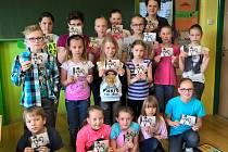 Děti napsaly Jiřímu Brady dopisy.