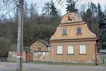 Někdejší meziříčská katovna, kterou užívá společnost historického šermu TAS.