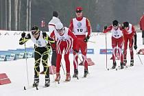 Loňská Zlatá lyže se jela po druhé v řadě jen v rámci Slavic Cupu, který je součástí Kontinentálního poháru FIS.