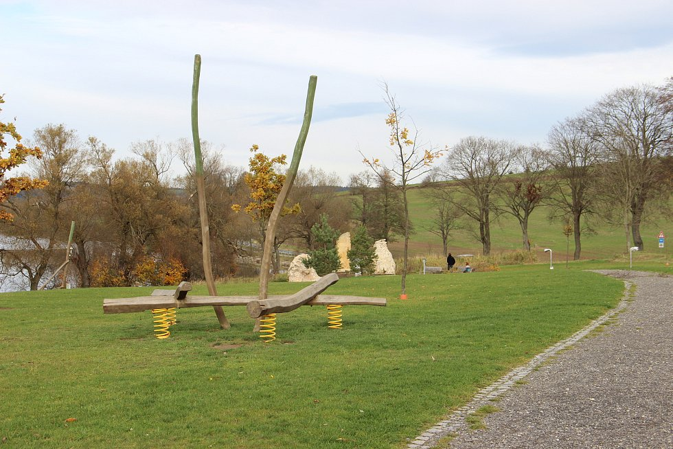 Po mimořádně úspěšné letošní sezoně je již rekreační oblast u Pilské nádrže zazimována.