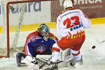 Žďárští hokejisté svého protivníka z Děčína rozhodně nešetřili. Do sítě obou brankářů protivníka se trefili dvanáctkrát.