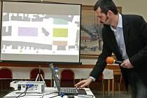 Setkání odborníků a novoměstské veřejnosti k připravované obnově Vratislavova náměstí.