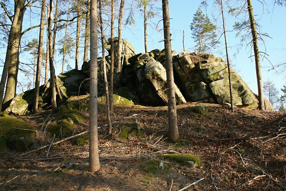 Počátky chřenovického hradu se vážou s koncem třináctého století.