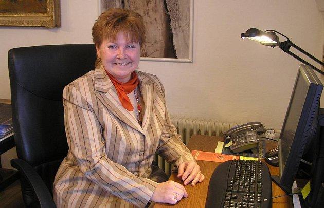 """""""Knihovnictví je krásná práce"""", říká Danuše Štefková"""