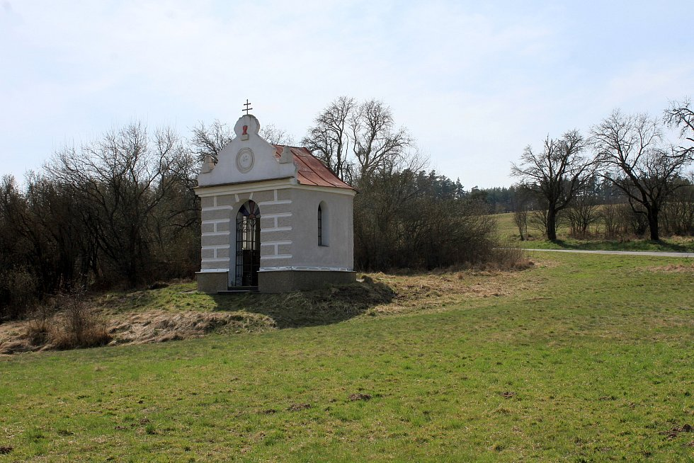 Kaple Panny Marie nad Řikonínem