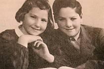 Hana s Jiří Bradyovi.