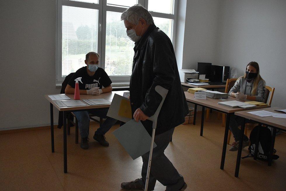 Volit šel i místostarosta Nového Města na Moravě Stanislav Marek.