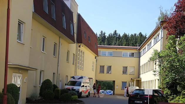 Nemocnice sv. Zdislavy v Mostištích.